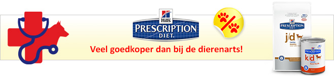 Hill's Prescription Diet speciaalvoer
